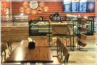 Mecatos Bakery & Cafe DOWNTOWN
